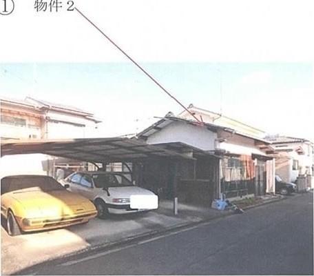 愛媛県今治市桜井団地 伊予富田駅18分の競売物件¥終了戸建て65m2