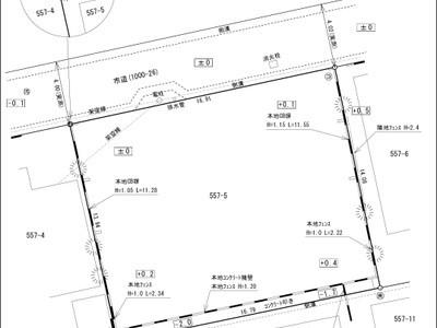 熊本県熊本市北区 八景水谷駅20分の国有財産売却物件  ¥ 終了 土地 237m2