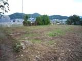 京都府京都市北区西賀茂蟹ケ坂町64-4 土地 物件写真