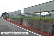 鳥取県倉吉市西倉吉町字中ノ城236番1外1筆 土地 物件写真