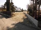 長野県北安曇郡池田町大字会染9559番1 土地 物件写真