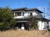栃木県真岡市東沼587番 戸建て 物件写真