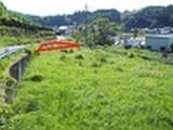 京都府綾部市下八田町芋谷1-7 土地 物件写真