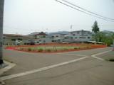 秋田県鹿角市花輪字上中島11-14外1筆 土地 物件写真