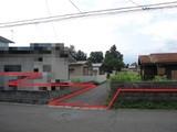 山形県米沢市城北1-3268-1外2筆 戸建て 物件写真