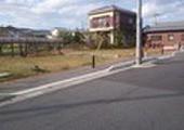 奈良県大和郡山市西田中町104番1、104番3 土地 物件写真