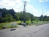 山形県東田川郡庄内町三ヶ沢字中里51番4 土地 物件写真