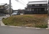 奈良県大和郡山市西田中町105番3 土地 物件写真
