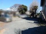 静岡県沼津市今沢字東畑毛281番(登記簿) 土地 物件写真
