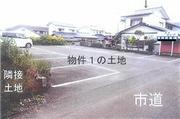 佐賀県多久市北多久町大字小侍45番163 土地 物件写真