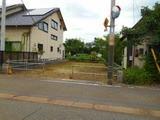 新潟県新発田市東新町1-166-2 土地 物件写真
