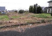 千葉県長生郡白子町五井字川向1350番22 土地 物件写真