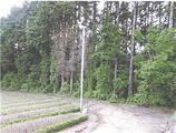 静岡県富士市南松野字外山3238番 土地 物件写真