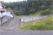 兵庫県佐用郡佐用町三日月字三本松763番1 土地 物件写真