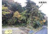 茨城県常陸太田市花房町字下切通シ1616番1 土地 物件写真