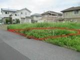 千葉県八街市吉倉字起シ田567番108 土地 物件写真